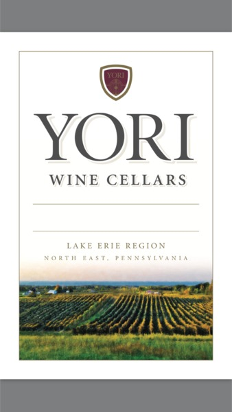 Brand for Yori Wine Cellars