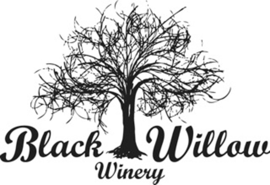 Brand for Black Willow Winery