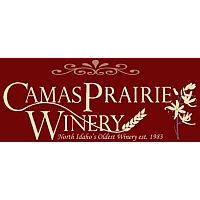 Logo for Camas Prairie Winery