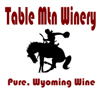 Logo for Table Mountain Vineyards & Winery