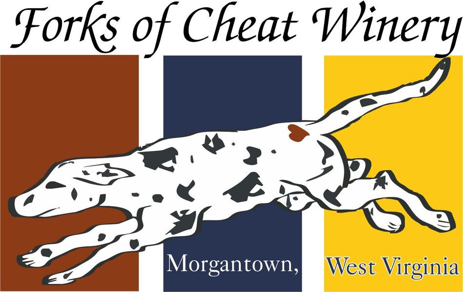 Brand for Forks of Cheat Winery