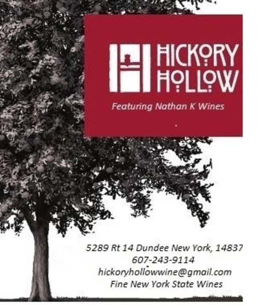 Logo for Hickory Hollow Wine Cellars
