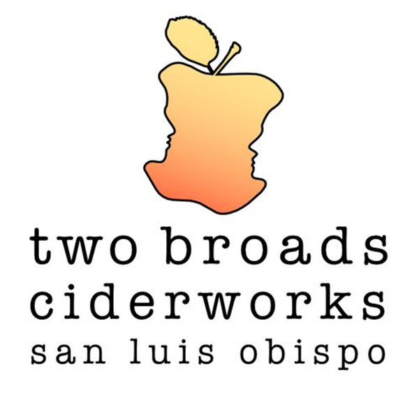 Logo for Two Broads Ciderworks