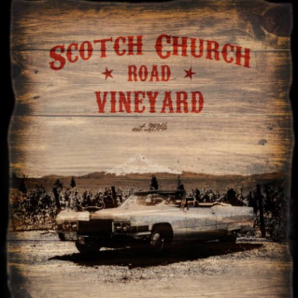 Brand for Scotch Church road Vineyard LLC