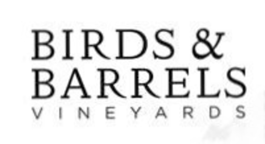 Logo for Birds and Barrels Vineyards