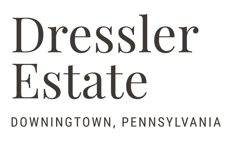 Brand for Dressler Estate