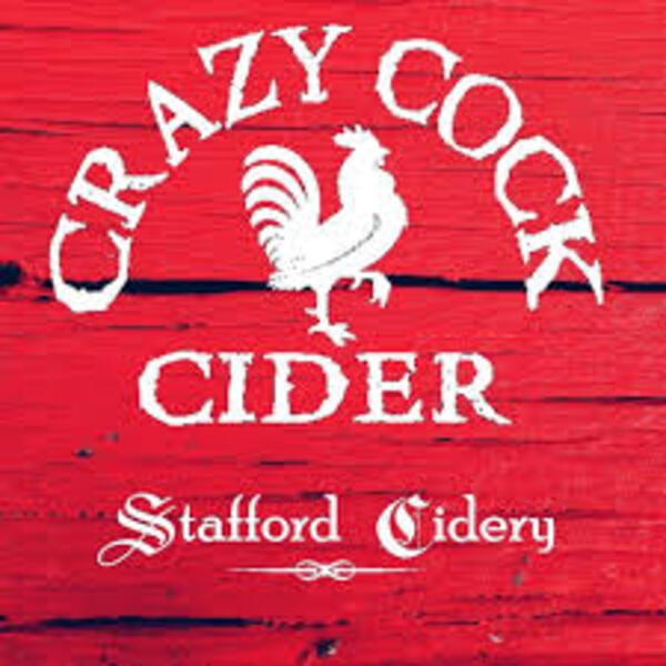 Logo for Crazy Cock Cider