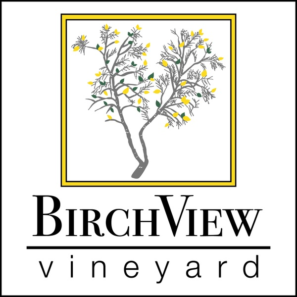 Logo for BirchView Vineyard