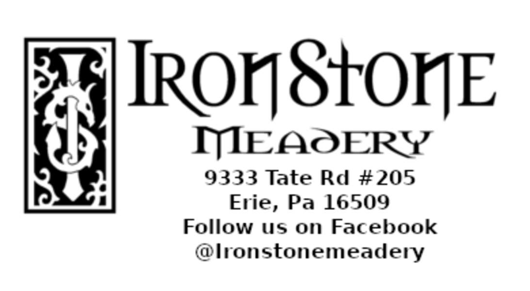 Brand for Ironstone Meadery