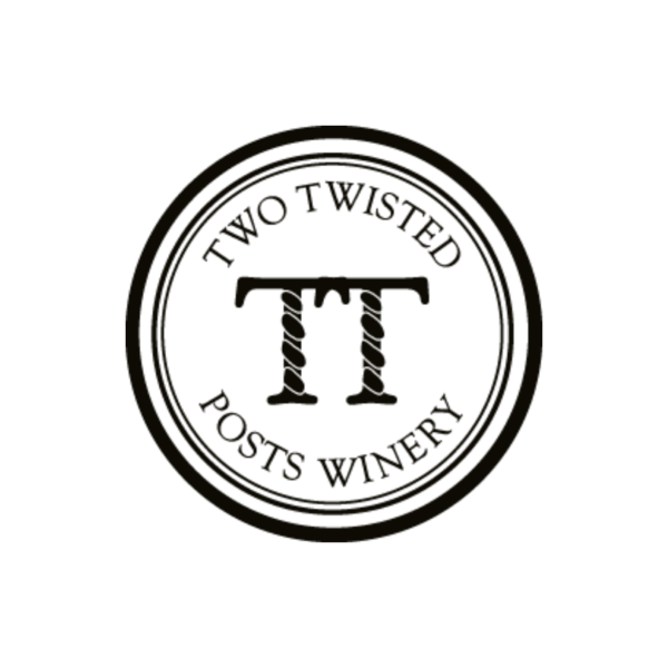 Logo for Two Twisted Posts Winery LLC