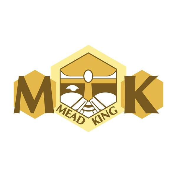 Brand for Mead King Meadery