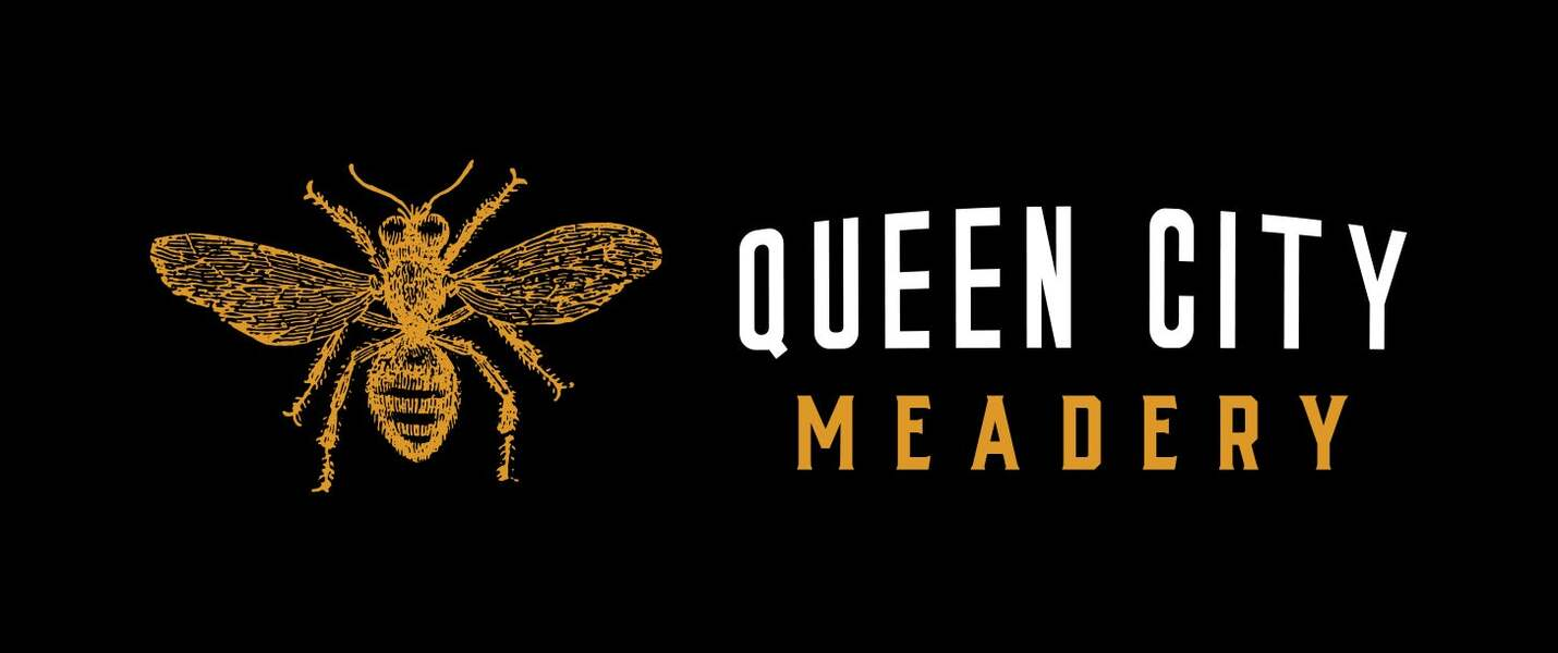 Logo for Queen City Meadery