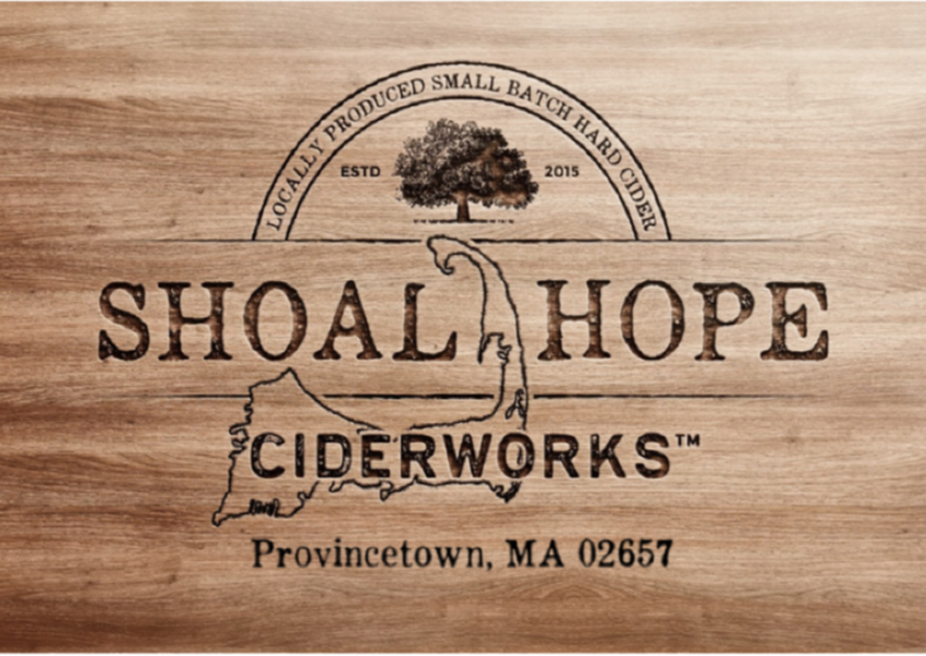 Logo for Shoal Hope Ciderworks