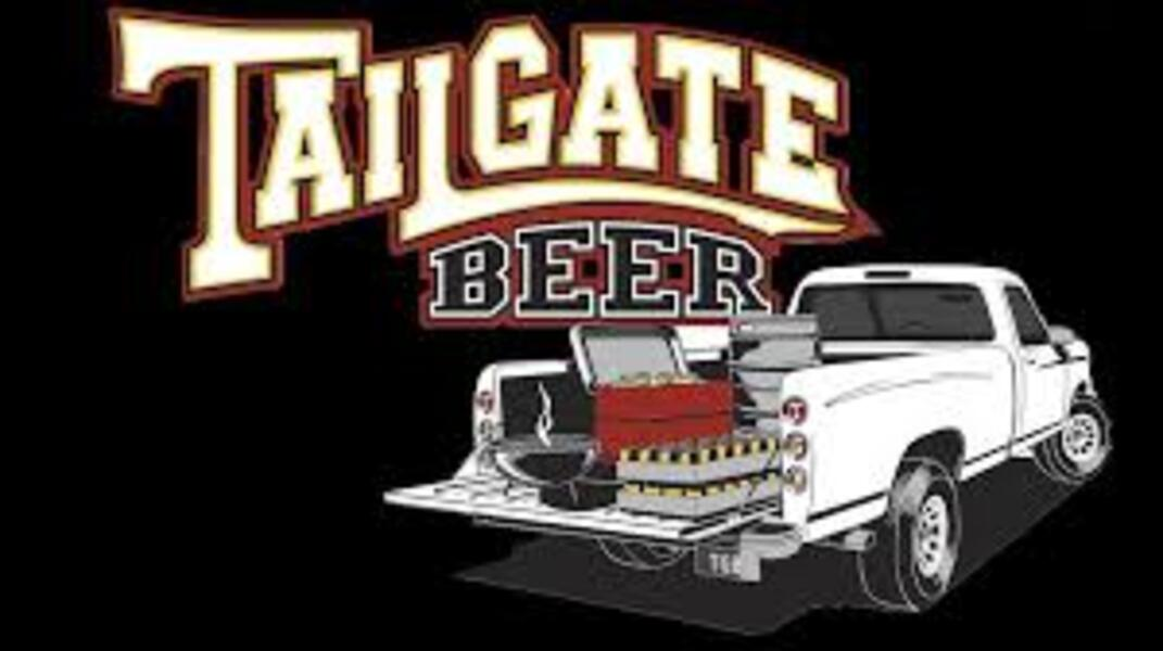 Brand for TailGate Brewery