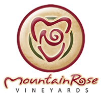 Logo for MountainRose Vineyards