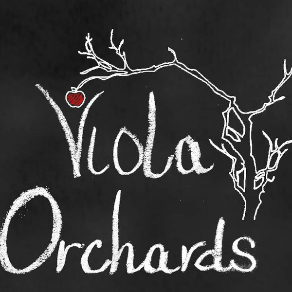 Brand for Viola Orchards