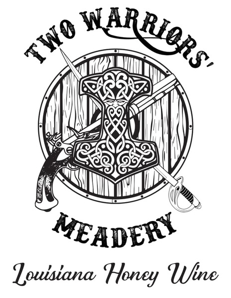 Logo for Two Warriors Meadery