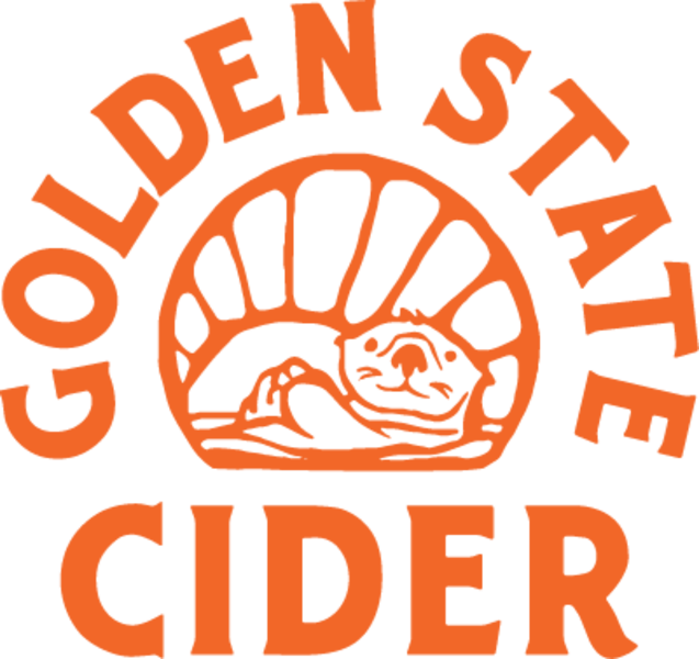 Brand for Golden State Cider