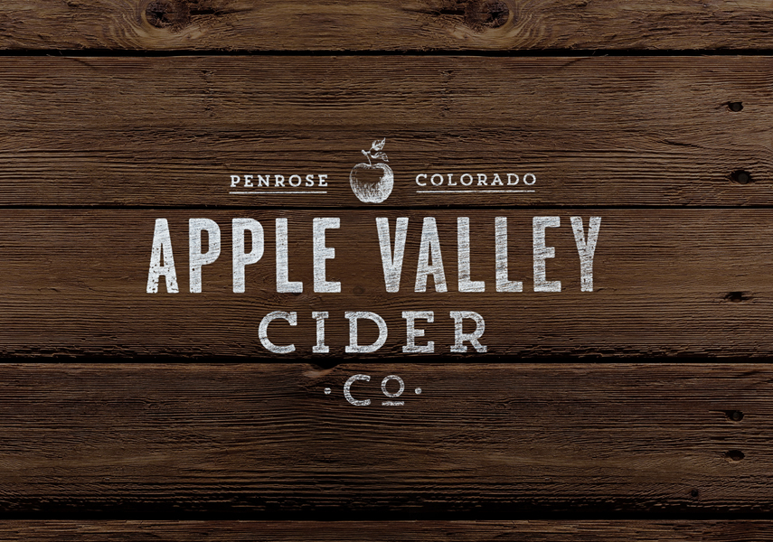 Brand for Apple Valley Cider Co