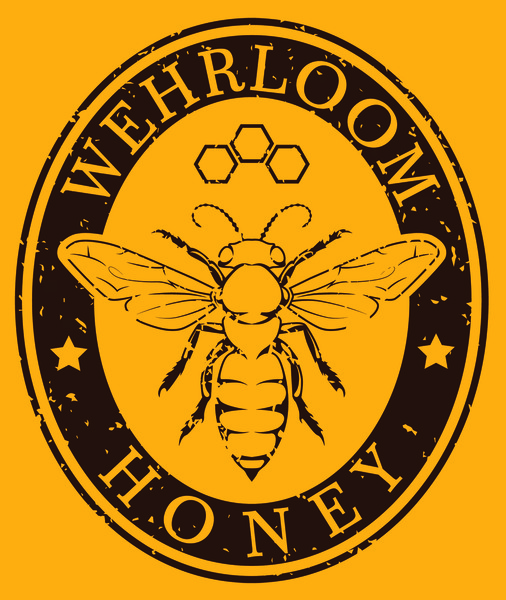 Logo for Wehrloom Honey