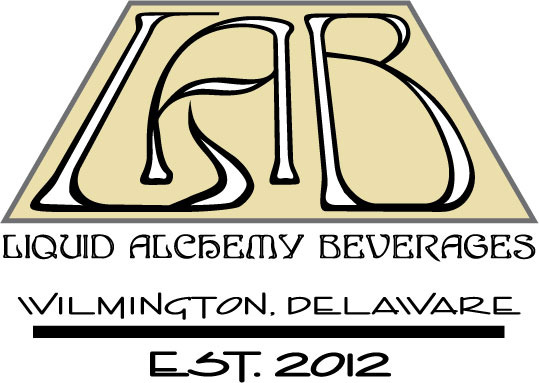 Logo for Liquid Alchemy Beverages