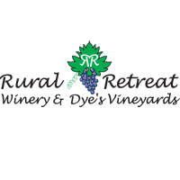 Logo for Rural Retreat Winery &  Vineyards