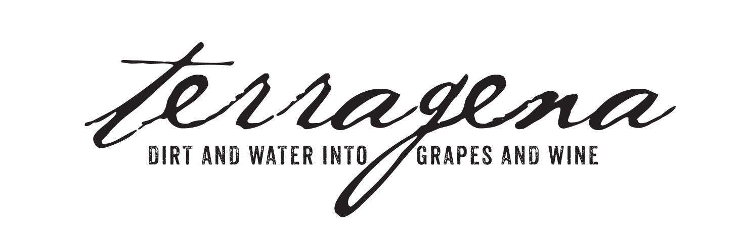 Logo for Terragena Vineyard