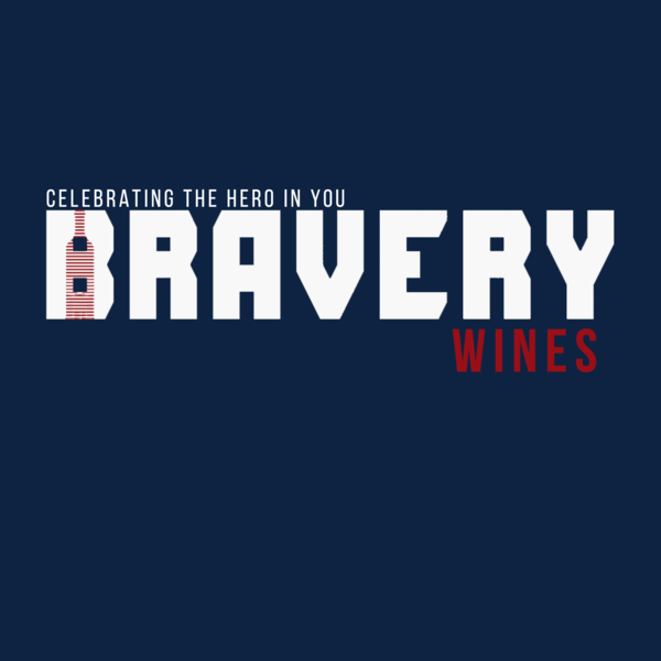 Logo for Bravery Wines
