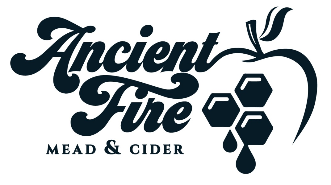Logo for Ancient Fire Mead & Cider