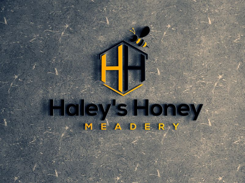 Logo for Haley's Honey Meadery