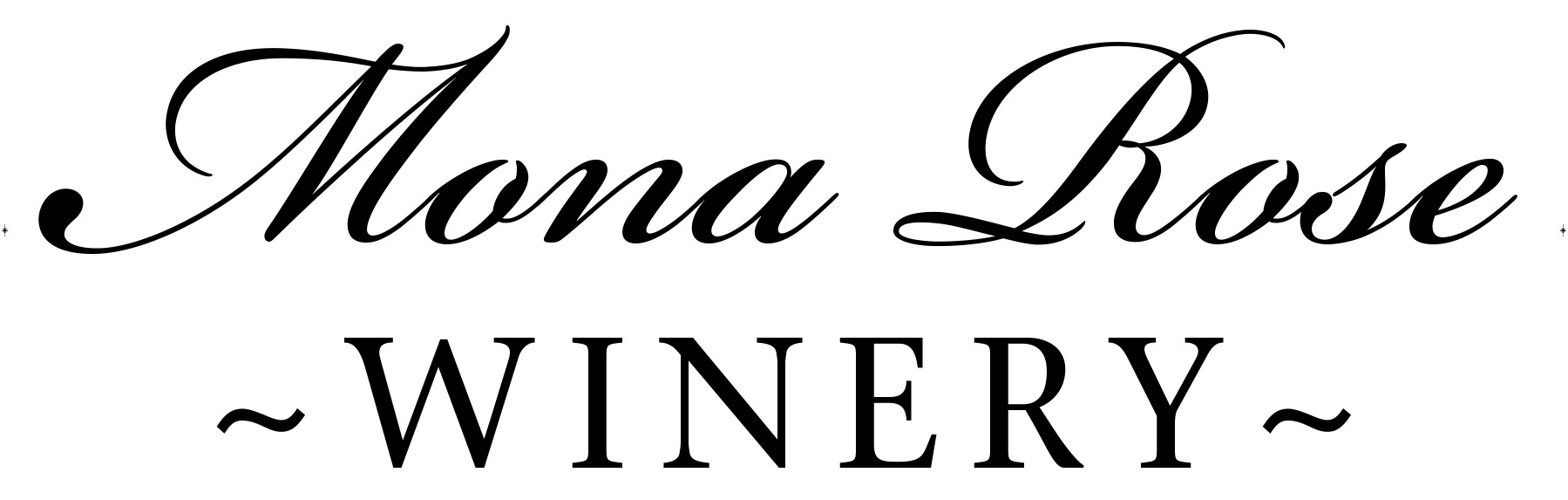 Logo for Mona Rose Winery LLC