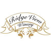 Logo for Ridge View Winery