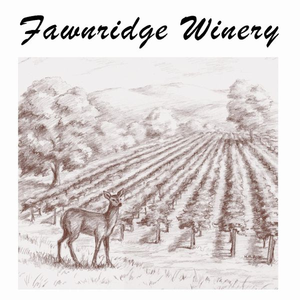 Logo for Fawnridge Winery