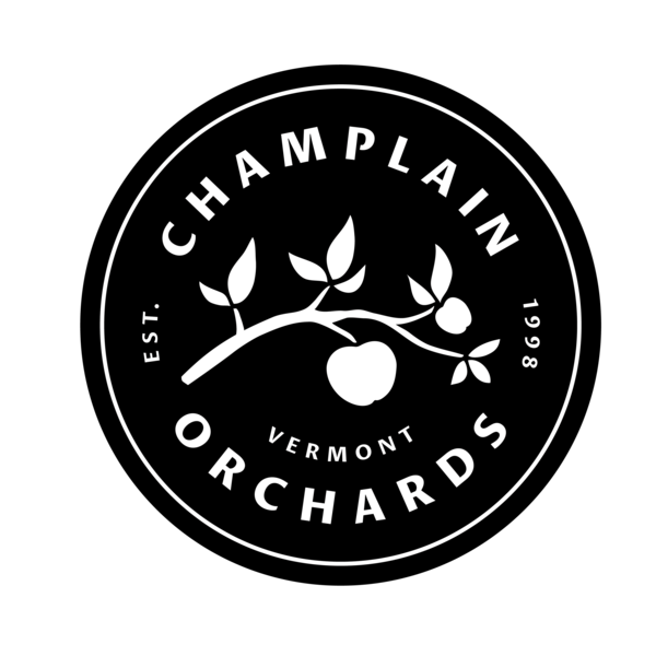 Brand for Champlain Orchards