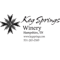 Brand for Keg Springs Winery