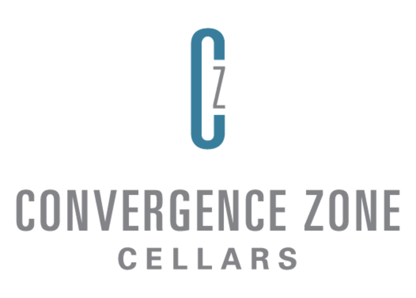 Logo for Convergence Zone Cellars