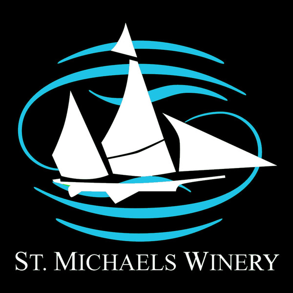 Logo for St. Michaels Winery