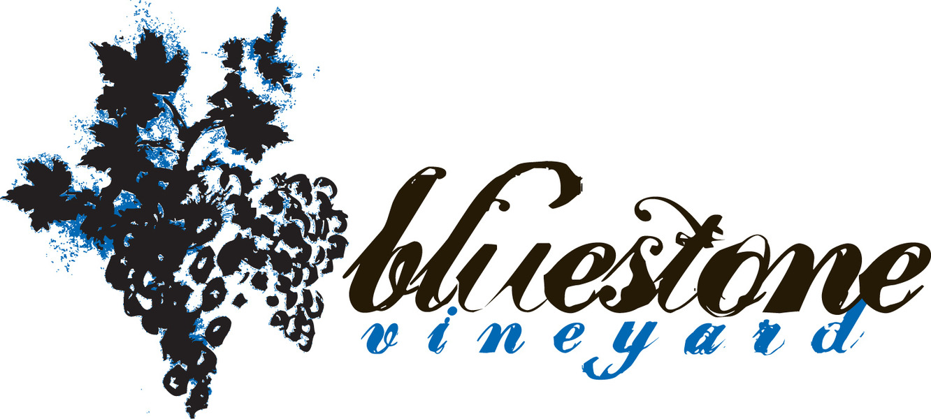 Logo for Bluestone Vineyard