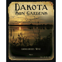 Logo for Dakota Sun Gardens Winery