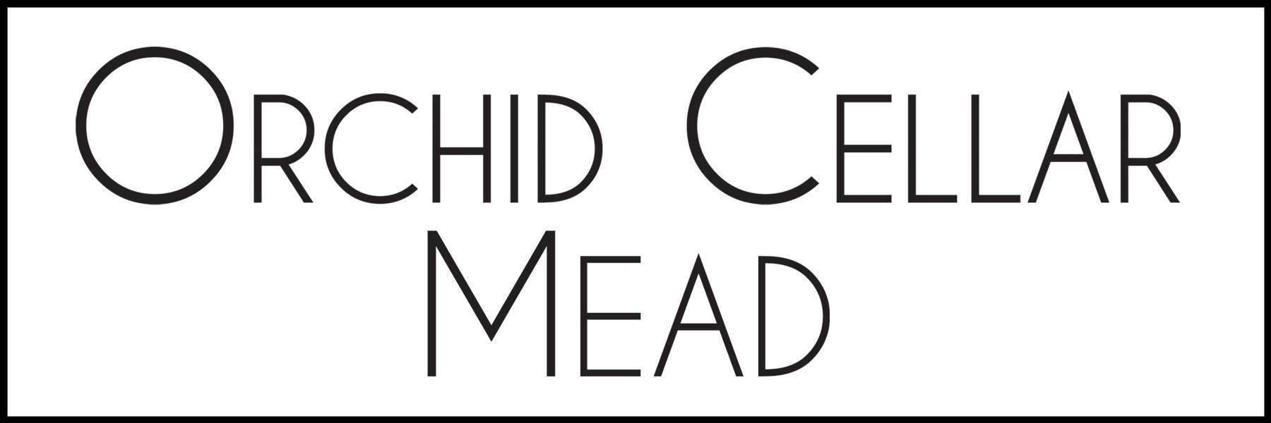 Logo for Orchid Cellar Meadery and Winery