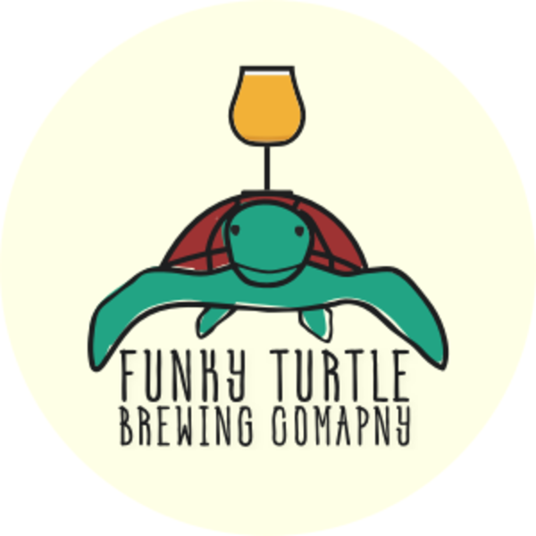 Brand for Funky Turtle Brewing Co.
