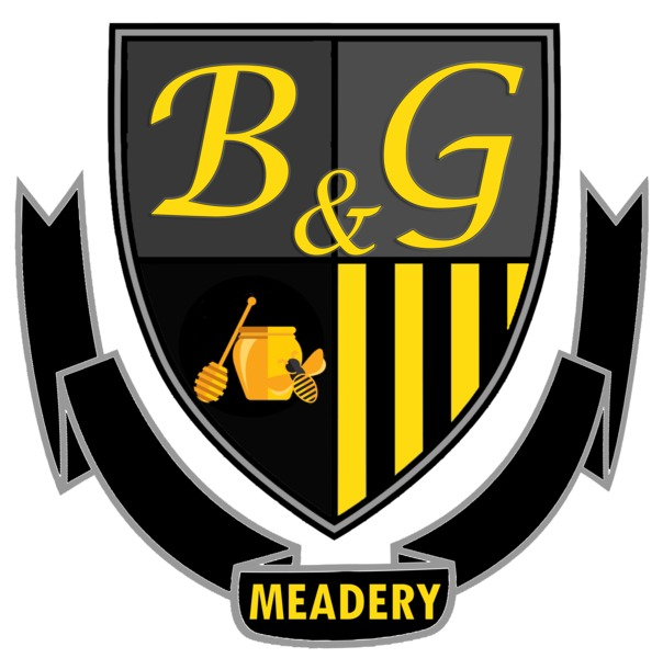 Logo for B&G Meadery - Oklahoma