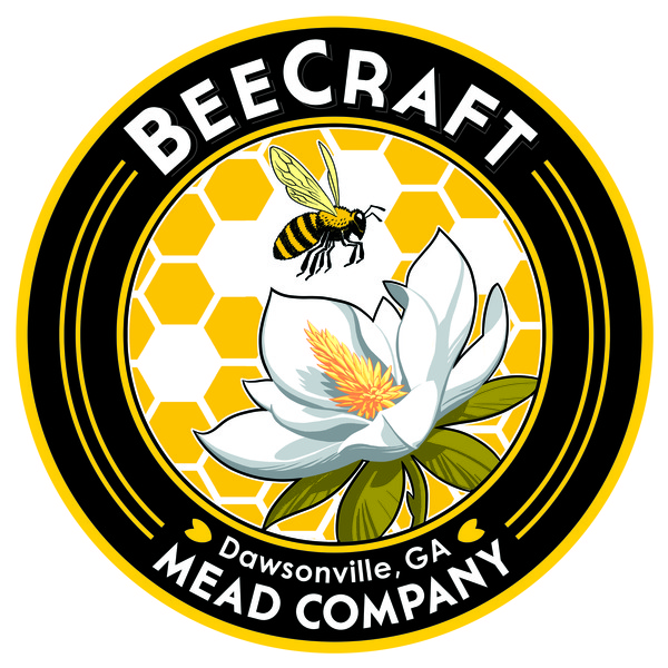 Logo for BeeCraft Mead Company