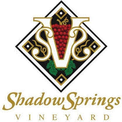Logo for Shadow Springs Vineyard