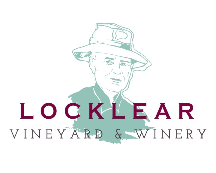 Logo for Locklear Vineyard & Winery