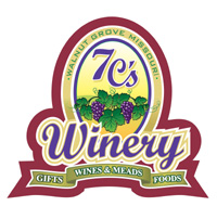 Logo for 7Cs Winery
