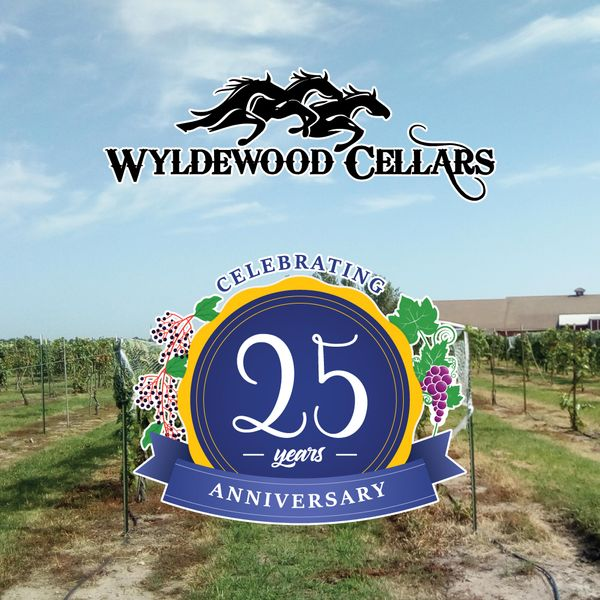 Brand for Wyldewood Cellars Winery