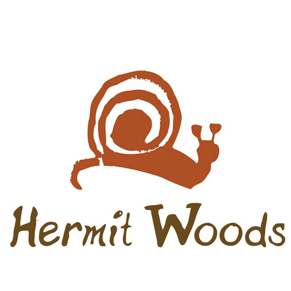 Logo for Hermit Woods Winery