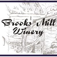 Logo for Brooks Mill Winery