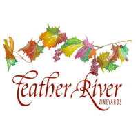 Logo for Feather River Vineyards